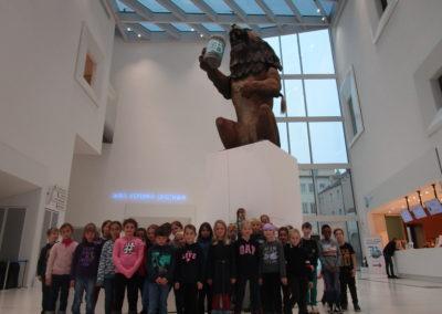 """Museumsbesuch der 2.Klassen """"Mit 100 Sachen durch die Geschichte"""" 2"""