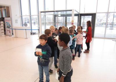 """Museumsbesuch der 2.Klassen """"Mit 100 Sachen durch die Geschichte"""" 3"""