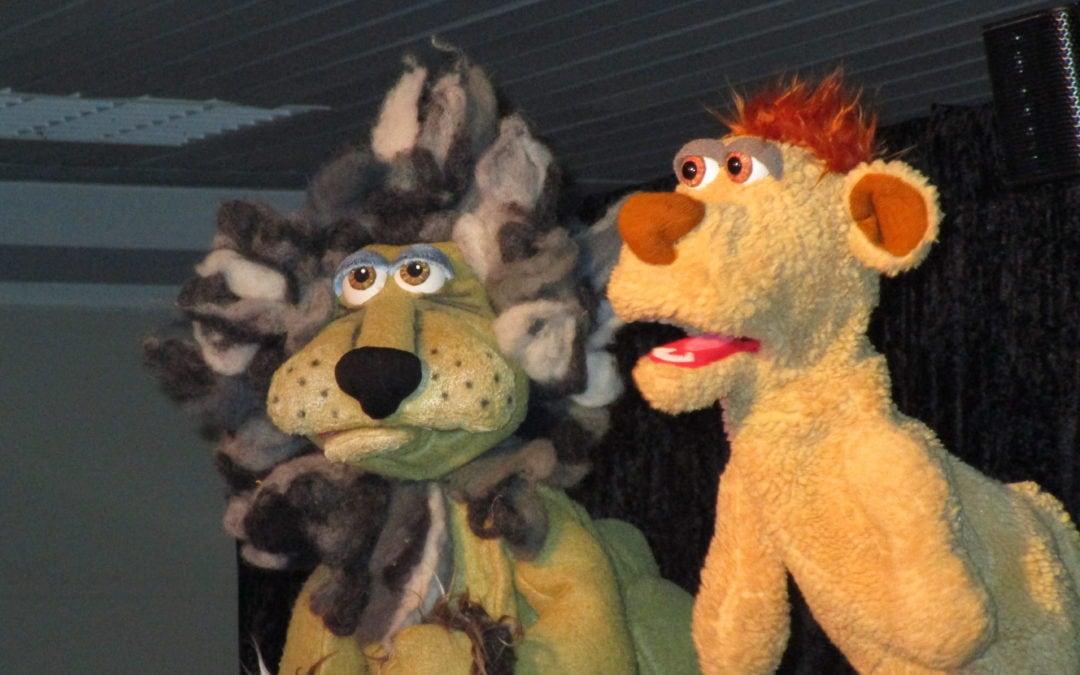 Karneval der Tiere  –  Puppentheater mit Klaviermusik