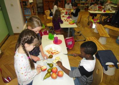 Gesundes Schulfrühstück 3