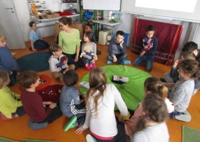 Die Murmels besuchen uns - Lesung mit Andrea Eigner 15