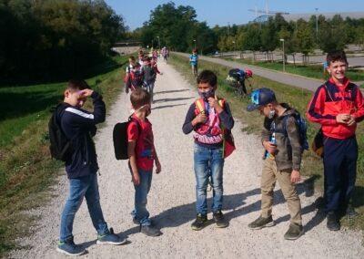 Wandertag der 2.Klasse 6