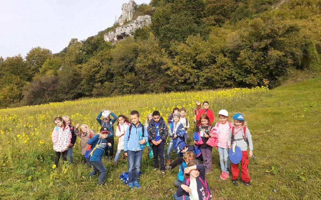 Wandertag der 1.Klasse